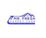 Mr. Fresh Carpet Care Logo - Entry #23