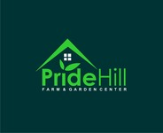 Pride Hill Farm & Garden Center Logo - Entry #1