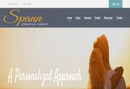 Spann Financial Group Logo - Entry #472