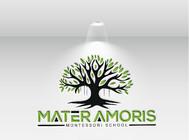 Mater Amoris Montessori School Logo - Entry #600