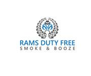 Rams Duty Free + Smoke & Booze Logo - Entry #129