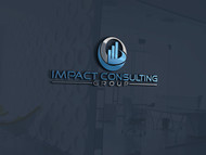 Impact Consulting Group Logo - Entry #130