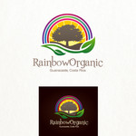 Rainbow Organic in Costa Rica looking for logo  - Entry #142