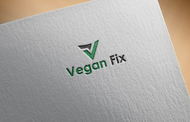Vegan Fix Logo - Entry #99