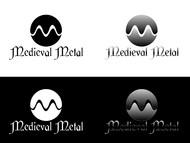 Medieval Metal Logo - Entry #78