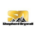 Shepherd Drywall Logo - Entry #179