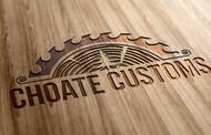 Choate Customs Logo - Entry #140