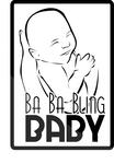 Ba Ba Bling baby Logo - Entry #44