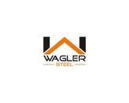 Wagler Steel  Logo - Entry #128