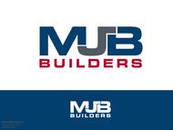 MJB BUILDERS Logo - Entry #36