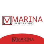 Marina lifestyle living Logo - Entry #75