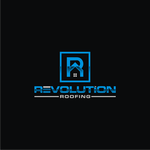 Revolution Roofing Logo - Entry #351