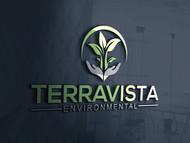 TerraVista Construction & Environmental Logo - Entry #83