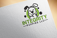 Integrity Puppies LLC Logo - Entry #120
