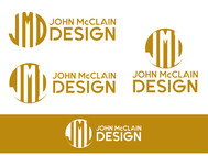 John McClain Design Logo - Entry #110