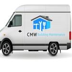 CMW Building Maintenance Logo - Entry #615