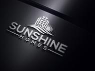 Sunshine Homes Logo - Entry #62