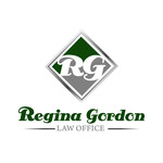 Regina Gordon Law Office  Logo - Entry #75