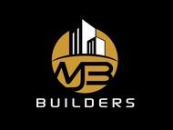 MJB BUILDERS Logo - Entry #126