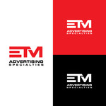 ETM Advertising Specialties Logo - Entry #32