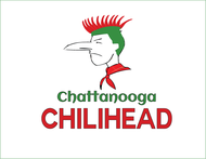 Chattanooga Chilihead Logo - Entry #70