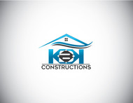 KBK constructions Logo - Entry #50