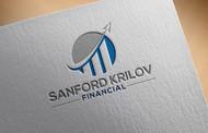 Sanford Krilov Financial       (Sanford is my 1st name & Krilov is my last name) Logo - Entry #388