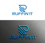 Ruffin'It Logo - Entry #50