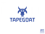 Tapegoat Logo - Entry #38