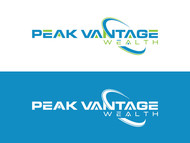 Peak Vantage Wealth Logo - Entry #174