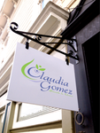 Claudia Gomez Logo - Entry #143