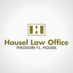 Housel Law Offices  : Theodore F.L. Housel Logo - Entry #68