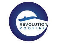 Revolution Roofing Logo - Entry #323