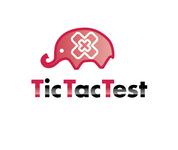 TicTacTest Logo - Entry #94