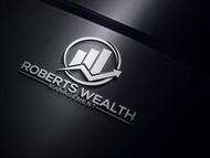 Roberts Wealth Management Logo - Entry #190