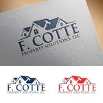 F. Cotte Property Solutions, LLC Logo - Entry #251