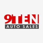 910 Auto Sales Logo - Entry #117