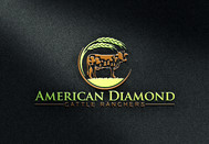 American Diamond Cattle Ranchers Logo - Entry #37