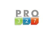 PRO 327 Logo - Entry #28