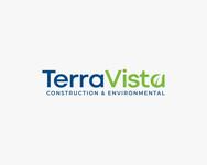 TerraVista Construction & Environmental Logo - Entry #371