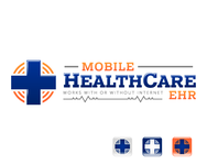 Mobile Healthcare EHR Logo - Entry #67