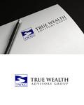 True Wealth Advisory Group Logo - Entry #11
