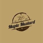 Maple Mustard Logo - Entry #126