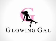 Glowing Gal Logo - Entry #1