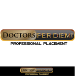 Doctors per Diem Inc Logo - Entry #28
