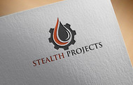 Stealth Projects Logo - Entry #286