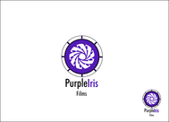 Purple Iris Films Logo - Entry #134