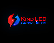 Kind LED Grow Lights Logo - Entry #26