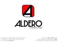 Aldero Consulting Logo - Entry #152