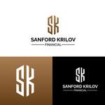 Sanford Krilov Financial       (Sanford is my 1st name & Krilov is my last name) Logo - Entry #556